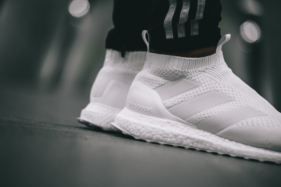 Knucklerkane for Sneakers  Mag Adidas Purecontrol ACE16 White