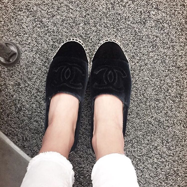 Chanel Replica Espadrilles
