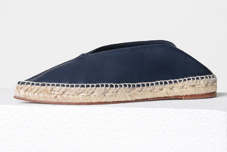High Quality Replica Easy-to-wear Celine Babouche Espadrilles